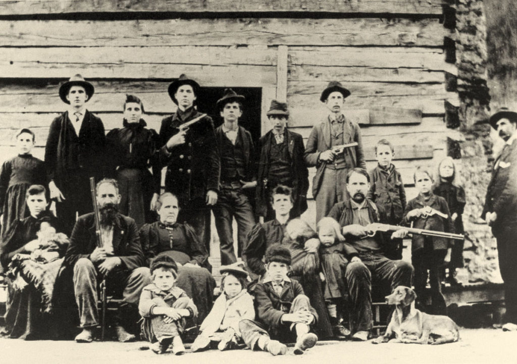Hatfield McCoy